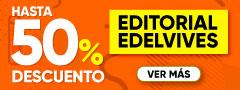 Hasta 50% DCTO - edelvives