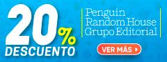 20% DCTO - Penguin Random House