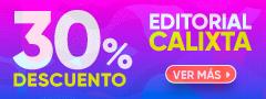30% DCTO - Calixta