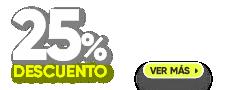 25% DCTO - Circulo de Lectores