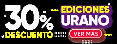 30% DCTO - Urano