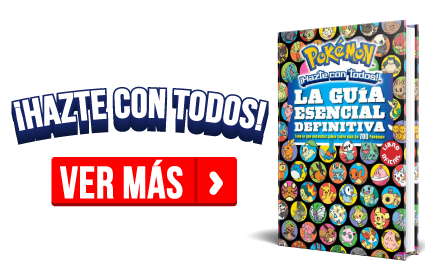La guía esencial definitiva (Pokémon): Todo lo que necesitas saber sobre más de 700 Pokémon