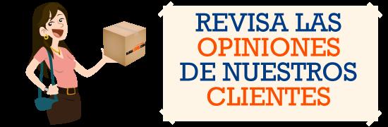 Opiniones de Clientes