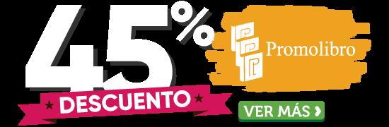 45% dcto PromoLibro