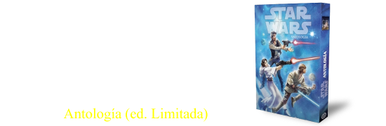 Star Wars Antología