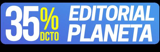 35% dcto - Editorial Planeta