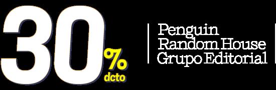 30% DCTO - Editorial Penguin Random House