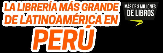 La Librería más grande de Latinoamérica en Perú