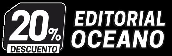 20% de descuento libros oceano