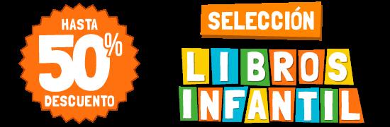 50% DCTO Selección de Libros Infantiles