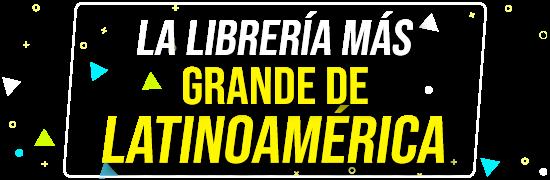 Librería más grande de Latinoamerica