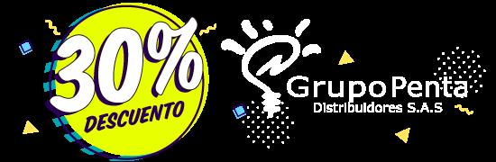30% DCTO - Grupo Penta