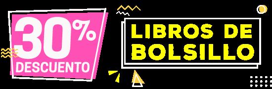 30% DCTO - Libros deBolsillo