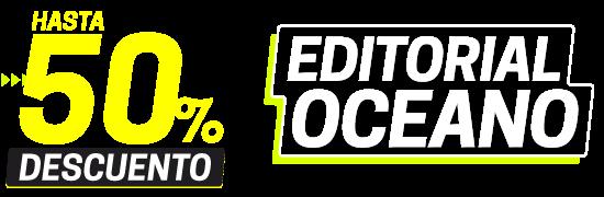 50% DCTO - Editorial Oceano