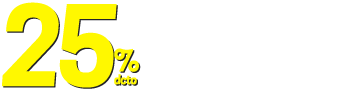 25% DCTO - Editorial FCE