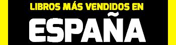 Libros más vendidos en España