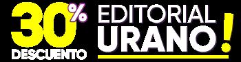 30% DCTO - Editorial Urano