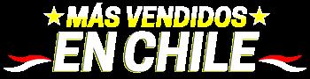 Libros más Vendidos en Chile