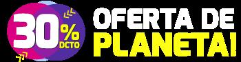 30% Dcto Oferta de Editorial Planeta