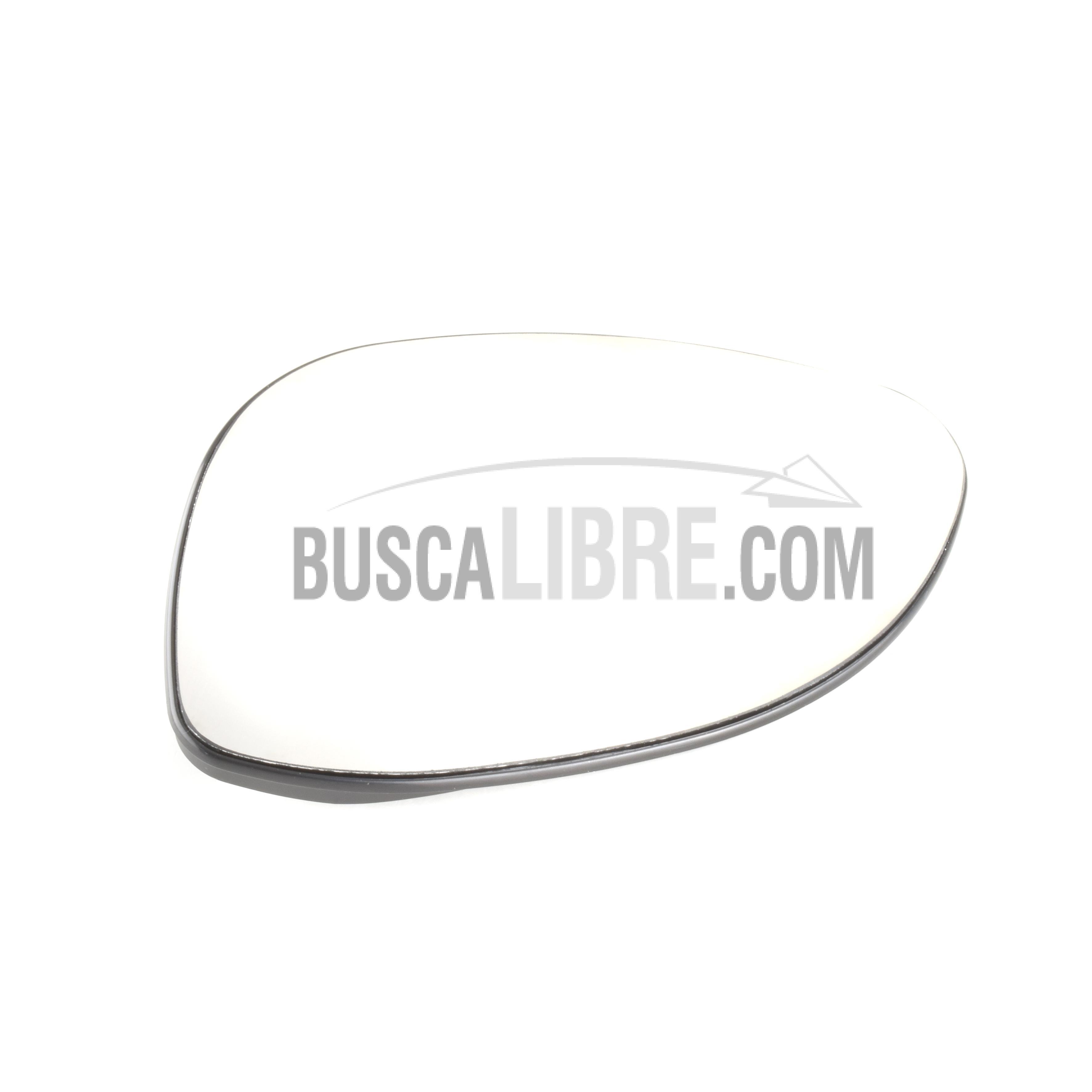 LUNA ESPEJO ELECTRICO LH (LADO IZQUIERDO)